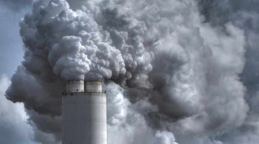 Выбросы парниковых газов антропогенного характера